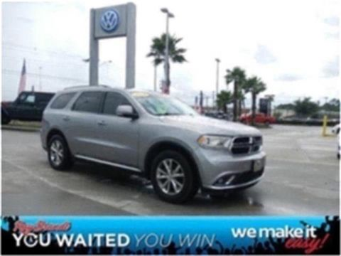 Pre-Owned 2014 Dodge Durango Limited RWD 4D Sport Utility