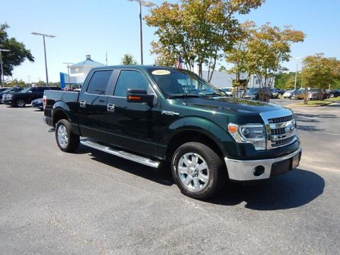2014 Ford F-150 2WD SuperCrew 145 XLT