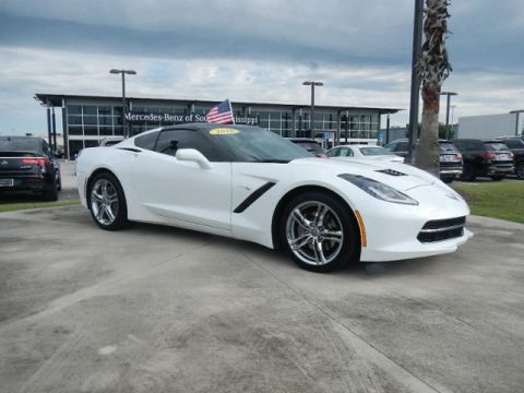 2016 Chevrolet Corvette 2dr Stingray Cpe w/1LT